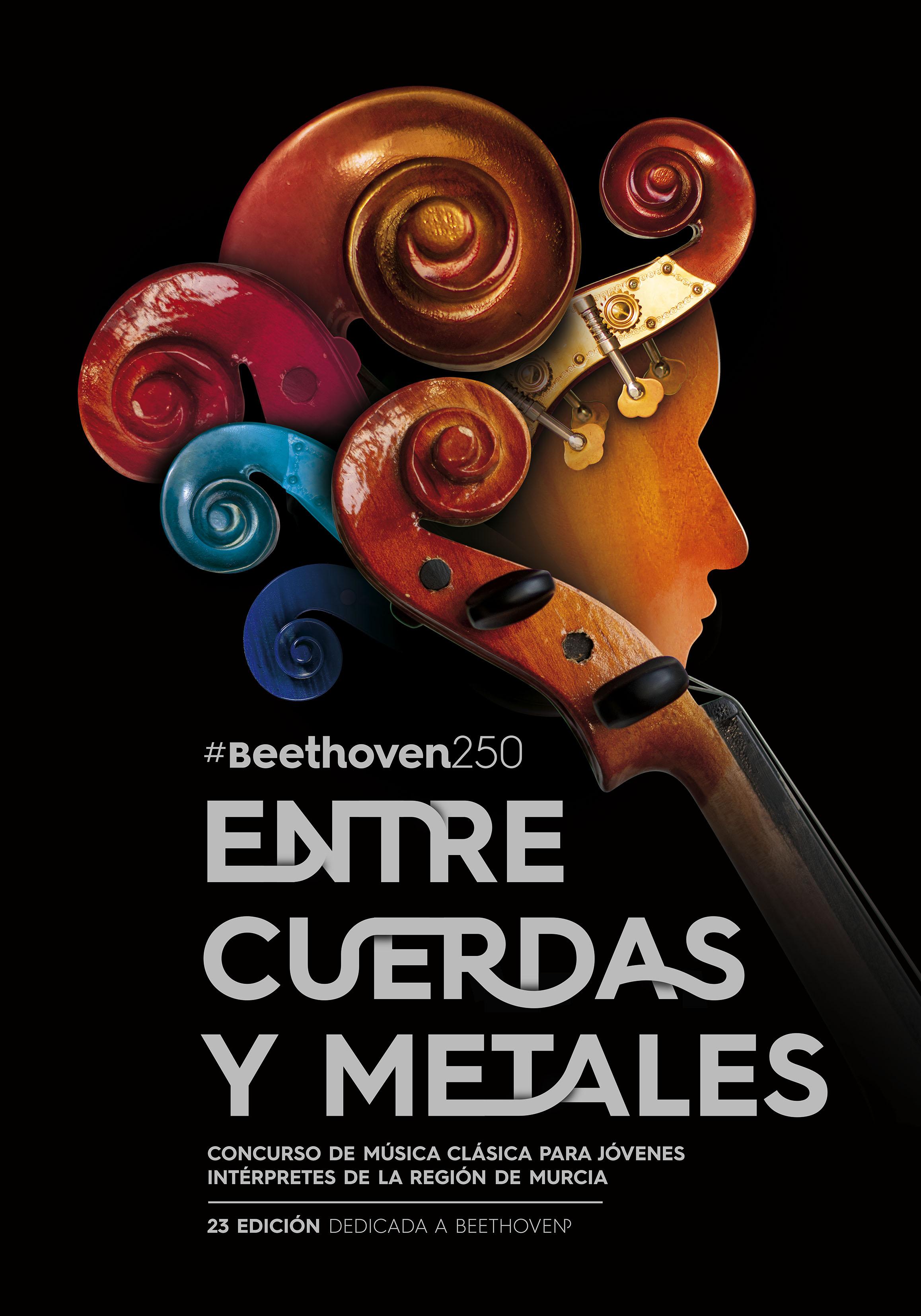 Imagen del cartel XXIII Edición Entre Cuerdas y Metales