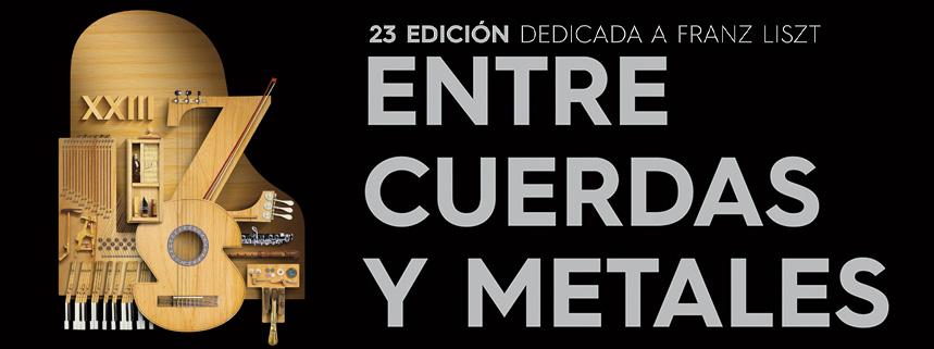 XXIII Edición Entre Cuerdas y Metales