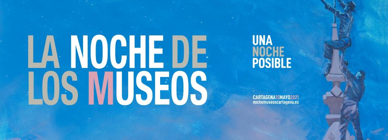 Banner Noche Museos 2021