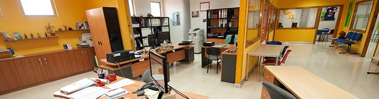 Centro de Recursos Juveniles Cartagena