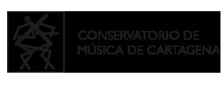 Logotipo Conservatorio de Cartagena