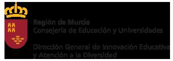 Logotipo Consejería de Educación